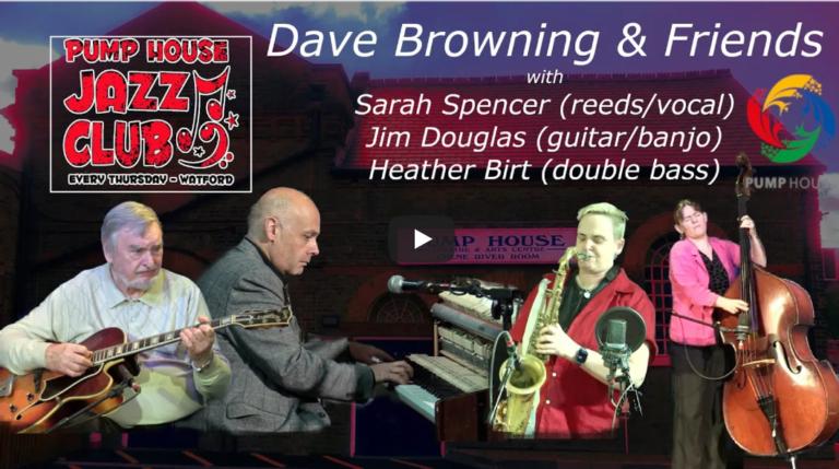 Dave Brown & Friends jazz online