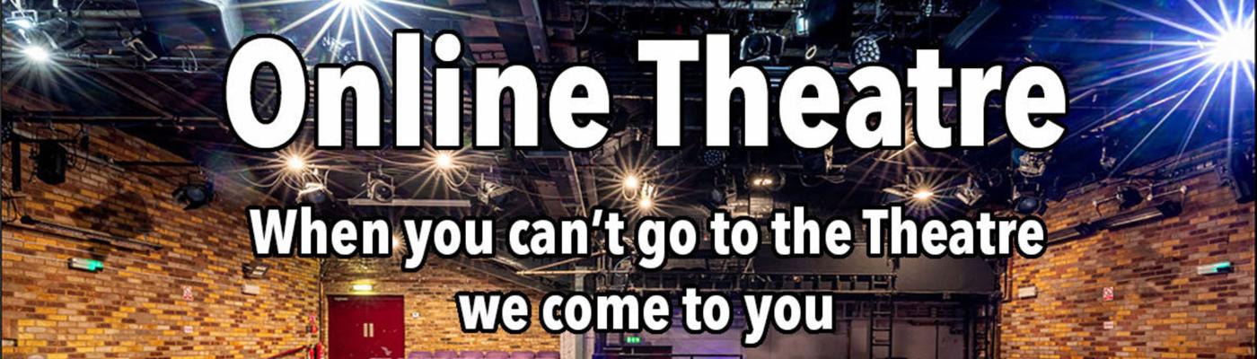 Online theatre banner