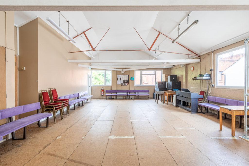 Pump House Rehearsal Rooms