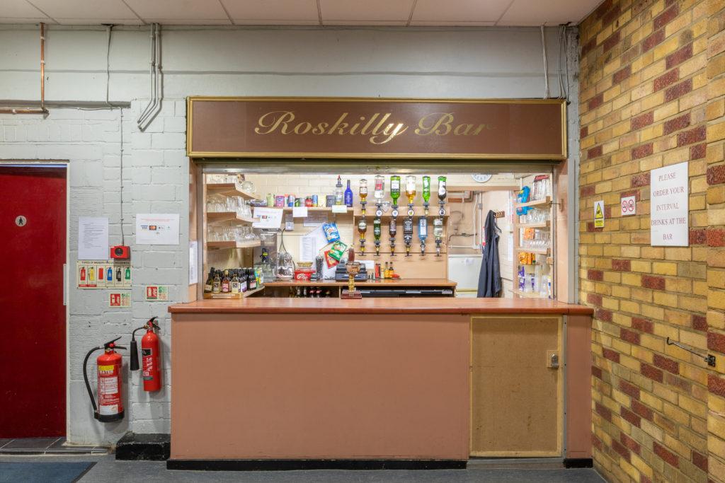 Pump House Roskilly Bar
