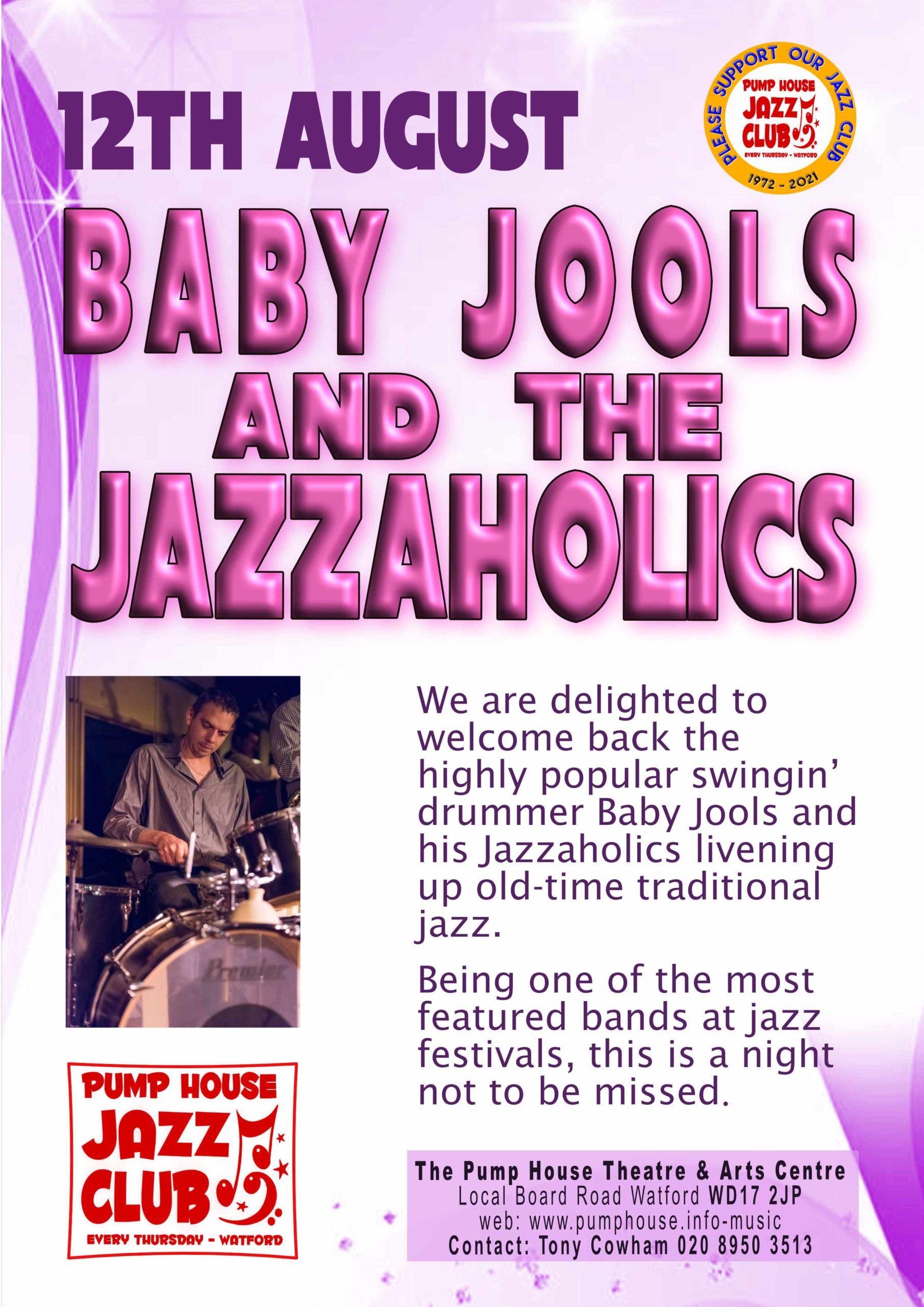 Pump House Jazz Club